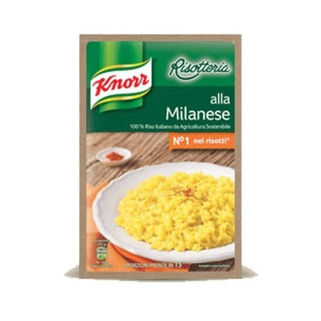 Risotteria Milanese KNORR